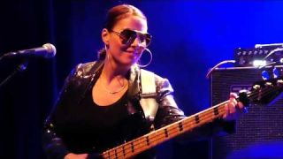 Ida Nielsen & the FunkBots - Kammgarn Hard - 16.03.2019 - You Can't Fake the Funk - LIVE !!!