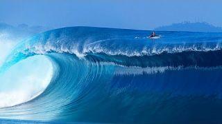 BIG WAVE SURFING COMPILATION 2020