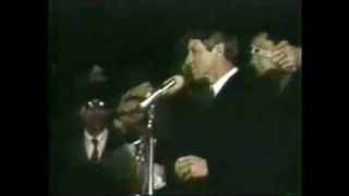 The Greatest Speech Ever - Robert F Kennedy Announcing The Death Of Martin Luther King