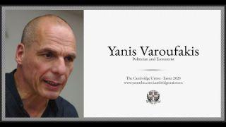 Yanis Varoufakis l Cambridge Union Online